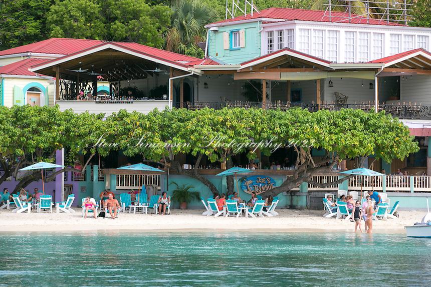 Wharfside Village<br /> Cruz Bay<br /> St. John<br /> US Virgin Islands