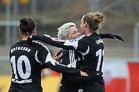 01.03.2015: 1. FFC Frankfurt vs. FF USV Jena