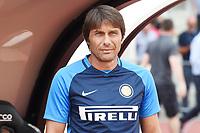 Mg Lugano (Svizzera) 14/07/2019 - amichevole/ Lugano-Inter / foto Matteo Gribaudi/Image Sport<br /> nella foto: Antonio Conte