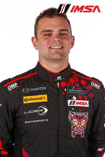 #42 P1 Motorsports, Ligier JS P3, LMP3: Robby Foley