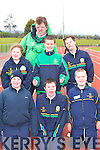 Mary McCarthy Currow, Cathal griffin Glenbeigh, Sean Gallagher Scartaglen. Back row: Maire Murphy Lissivigeen, Alan Murray Tralee, Jack Dowey Tralee and Conor Griffin Glenbeigh      Copyright Kerry's Eye 2008