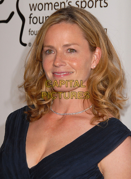 ELISABETH SHUE.Attends The Billies held at The Beverly Hilton Hotel in Beverly Hills, California on .April 11th, 2007.headshot portrait diamond necklace  .CAP/DVS.©Debbie VanStory/Capital Pictures