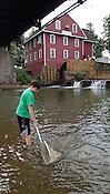 Northwest Arkansas Aquarium Society fish catch