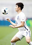 South Korea's Sukyoung Yun during friendly match. June 1,2016.(ALTERPHOTOS/Acero)