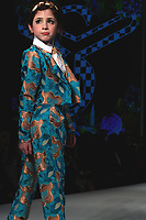 Ydamys Simo Fall/Winter 2018 at Style Fashion Week New York, #StyleFW