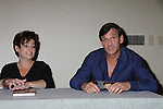 General Hospital Carolyn Hennesy & Guiding Light McDermott at Romantic Times Booklovers Annual Convention 2011 - The Book Industry Event of the Year - April 8, 2011 at the Westin Bonaventure, Los Angeles, California for readers, authors, booksellers, publishers, editors, agents and tomorrow's novelists - the aspiring writers. (Photo by Sue Coflin/Max Photos)