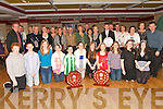 TOP REGION: Members of Listowel Community Games  who won the PR Award and Best Overall Area at the Kerry Community Games Awards night at the River Island Hotel Castleisland on Friday last..   Copyright Kerry's Eye 2008