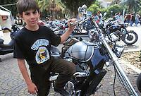 - bikers gathering in Corleone (Palermo)....- raduno di motociclisti a Corleone (Palermo)