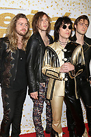"""LOS ANGELES - SEP 19:  The Struts at the """"America's Got Talent"""" Crowns Winner Red Carpet at the Dolby Theater on September 19, 2018 in Los Angeles, CA"""