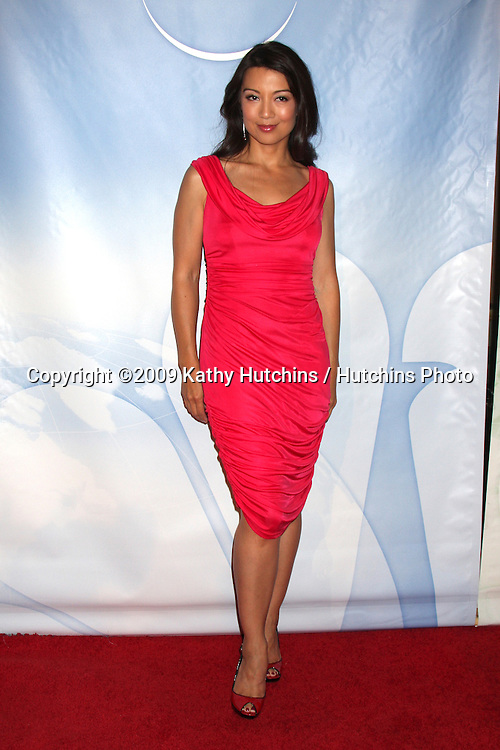 Ming-Na   arriving at the NBC TCA Party at The Langham Huntington Hotel & Spa in Pasadena, CA  on August 5, 2009 .©2009 Kathy Hutchins / Hutchins Photo..