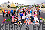 Fr. Patsy Lynch and the residents of Casements Avenue held their annual open air mass on Thursday