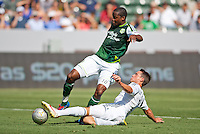 LA Galaxy vs. Portland Timbers, June 17, 2012