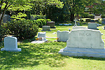 "Jon Benet Ramsey and, Patricia ""Patsy"" Ramsey's, gravesites in Marietta, Georgia taken on April 29, 2007. Jon Benet died December 26, 1996. Patsy died June 24, 2006. Gravesites located in Saint James Episcopal Cemetery Marietta, Georgia."
