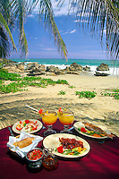 Puerto Escondido, Mexico, October 2005. Tropical beaches with palm trees and super sunsets, line the Pacific Ocean.  Mexico is a colorful country with remnants of many ancient civilisations, mixed cultures, and two oceans. Photo by Frits Meyst/Adventure4ever.com