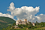Churburg Castle Coira, a Renaissance castle built in 1253 by the Bishops of Chur, and has been in the hands of the Counts Trapp since 150; located in the Tyrol Valley of Italy