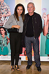 "Ana Belen and Victor Manuel attends the Premiere of the Theater Play ""Al Final de la carretera"" at Fenan Gomez Theatre in Madrid, Spain. October 7, 2014. (ALTERPHOTOS/Carlos Dafonte)"