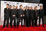 EXILE, June 23, 2012 : MTV VIDEO MUSIC AID JAPAN 2012 at Makuhari messe in Chiba, Japan. (Photo by Yusuke Nakanishi/AFLO) [1090]