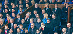 11.3.2018 Rangers v Celtic:<br /> Rangers directors box