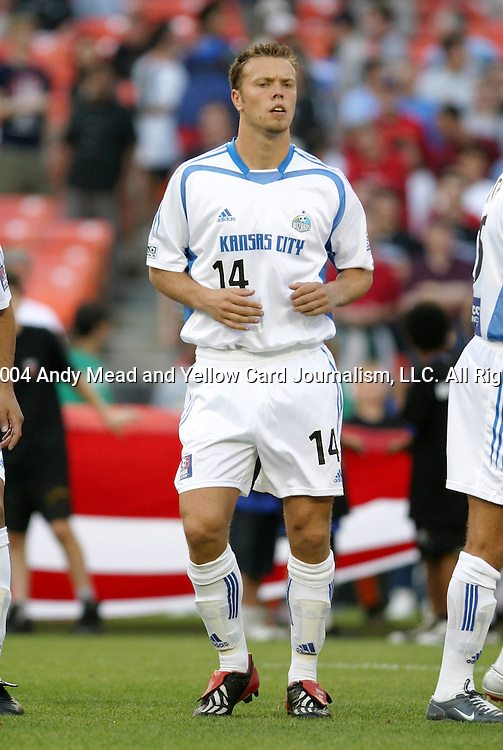 finest selection b01a1 05e96 MLS 2004: Kansas City Wizards at DC United | Andy Mead Photo