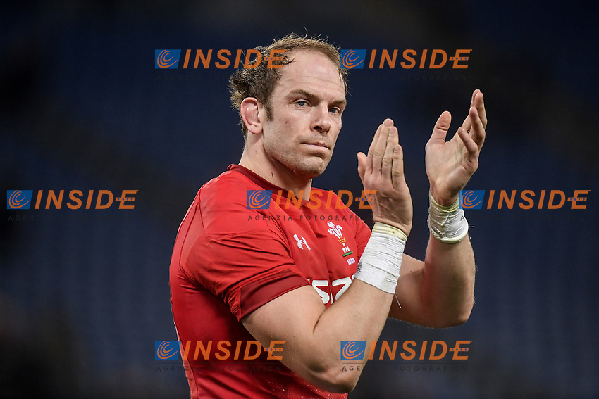 Alunn Wyn Jones Wales<br />  <br /> Roma 9-02-2019 Stadio Olimpico<br /> Rugby Six Nations tournament 2019  <br /> Italy - Wales <br /> Foto Antonietta Baldassarre / Insidefoto