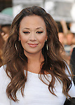 "WESTWOOD, CA - JULY 06: Leah Remini arrives to the ""Zookeeper"" Los Angeles Premiere at Regency Village Theatre on July 6, 2011 in Westwood, California."