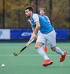 ZEIST-  Kenny Bain (Hurley) ,  promotieklasse hockey heren, Schaerweijde-Hurley (4-0)  COPYRIGHT KOEN SUYK