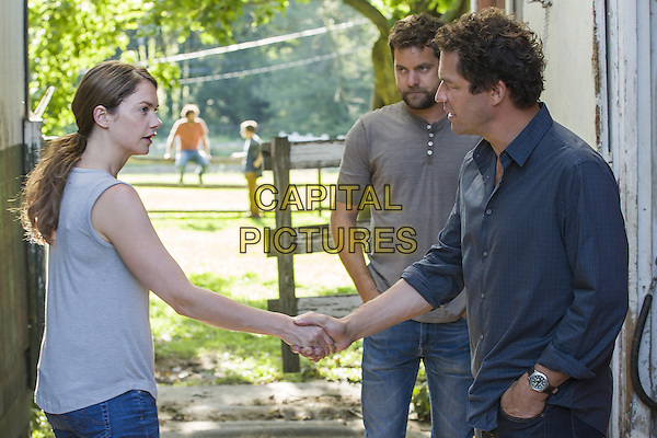 THE AFFAIR (SEASON 1)<br /> Ruth Wilson as Alison, Joshua Jackson as Cole and Dominic West as Noah<br /> *Filmstill - Editorial Use Only*<br /> CAP/FB<br /> Image supplied by Capital Pictures