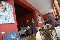 """Europe/Espagne/Iles Canaries/Tenerife/La Orotava ,restaurant """"Lucas Maes"""""""