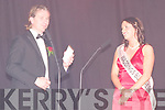 Kerry Rose Selection Friday night at The Earl of Desmond Hotel, Tralee, after she was selected from the 23 Kerry Roses to represent Kerry in the 2007 Rose of Tralee finals in August.