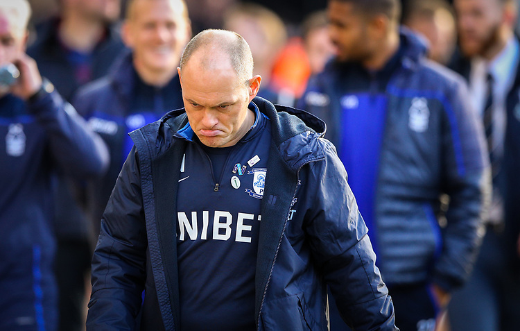 Preston North End manager Alex Neil<br /> <br /> Photographer Alex Dodd/CameraSport<br /> <br /> The EFL Sky Bet Championship - Preston North End v Nottingham Forest - Saturday 16th February 2019 - Deepdale Stadium - Preston<br /> <br /> World Copyright © 2019 CameraSport. All rights reserved. 43 Linden Ave. Countesthorpe. Leicester. England. LE8 5PG - Tel: +44 (0) 116 277 4147 - admin@camerasport.com - www.camerasport.com