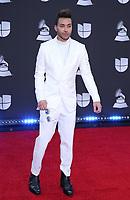 14 November 2019 - Las Vegas, NV - Prince Royce. 2019 Latin Grammy Awards Red Carpet Arrivals at MGM Grand Garden Arena. Photo Credit: MJT/AdMedia