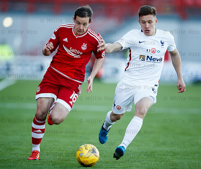 Peter Pawlett and Greg Docherty