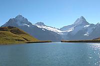 Grindelwald First Lake-  Bernese Alps - Switzerland