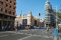 Madrid - La Gran Via