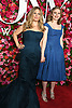 Jennifer Lee and daughter Agatha arrive at The 72nd Annual Tony Awards on June 10, 2018 at Radio City Music Hall in New York, New York, USA. <br /> <br /> photo by Robin Platzer/Twin Images<br />  <br /> phone number 212-935-0770