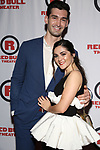 Isabelle Fuhrman and boyfriend attends the Opening Night Party for Red Bull Theater's All-Female MAC BETH at Houston Hall on May 19, 2019 in New York City.