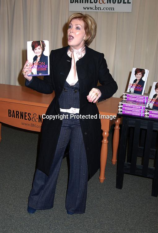 "Sharon Osbourne..at her book signing of "" Sharon Osbourne, Extreme My Autobiography"" on October 25, 2006 at Barnes ..& Nobles. ..Robin Platzer, Twin Images"