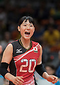 Kanami Tashiro (JPN),<br /> AUGUST 8, 2016 - Volleyball : <br /> Women's Preliminary Pool A <br /> between Japan 3-0 Cameroon <br /> at Maracanazinho <br /> during the Rio 2016 Olympic Games in Rio de Janeiro, Brazil.<br /> (Photo by Enrico Calderoni/AFLO SPORT)