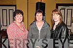 Fundraiser: Pictured at Athea National Schools fundraising Race Night at The Gables, Athea on Sunday night are: l-r Bred Hayes, Noran Sexton & Betty Kelly, Athea.