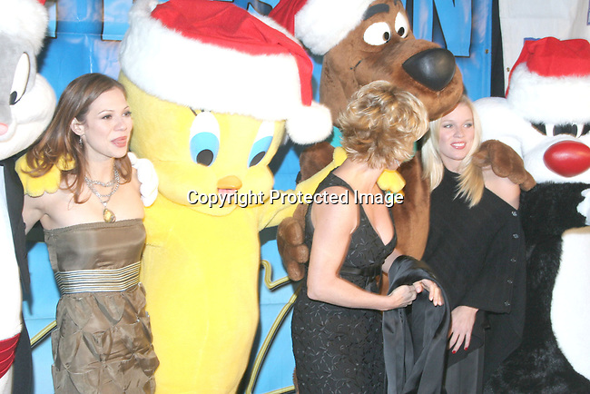 Tamara Braun, Barbara Niven &amp; Alicia Leigh Willis<br />