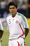 21 June 2007:  Mexico's Ricardo Osario. The National Team of Mexico defeated Guadeloupe 1-0  in a CONCACAF Gold Cup Semifinal match at Soldier Field in Chicago, Illinois.
