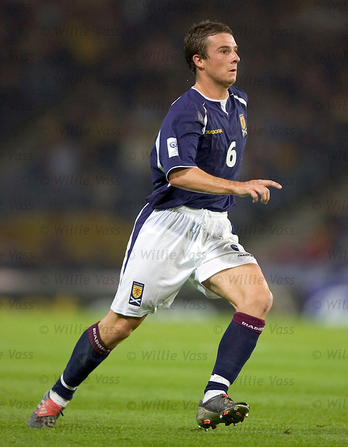 Barry Ferguson, Scotland.stock season 2004-2005.pic willie vass