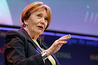 Pictured: Joan Bakewell. Friday 31 May 2019<br /> Re: Hay Festival, Hay on Wye, Wales, UK.
