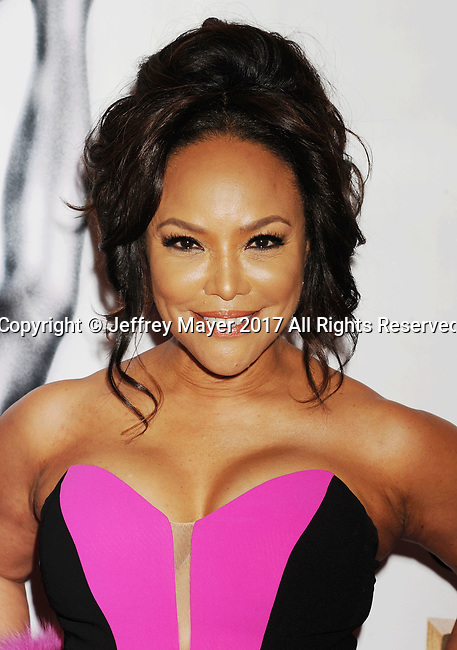 PASADENA, CA - FEBRUARY 11: Actress Lynn Whitfield arrives at the 48th NAACP Image Awards at Pasadena Civic Auditorium on February 11, 2017 in Pasadena, California.