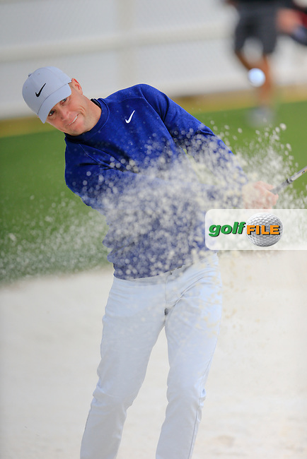 Alex Noren (SWE) during the preview round of the Waste Management Phoenix Open, TPC Scottsdale, Scottsdale, Arisona, USA. 30/01/2019.<br /> Picture Fran Caffrey / Golffile.ie<br /> <br /> All photo usage must carry mandatory copyright credit (&copy; Golffile | Fran Caffrey)