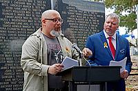 National Teachers Hall of Fame Re-dedication Ceremony For Fallen Educators