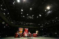 SAO PAULO, SP, 13 DE MAIO DE 2013 - DEBATE 10 ANOS DE GOVERNOS PÓS -NEOLIBERAIS NO BRASIL - O ex presidente da República Luiz Inácio Lula da Silva durante debate de lançamento do livro ?10 anos de governos pós-neoliberais no Brasil: Lula e Dilma?. No Centro Cultural São Paulo no bairro da Liberdade região sul da capital paulista, nesta segunda-feira, 13. FOTO: WILLIAM VOLCOV / BRAZIL PHOTO PRESS).