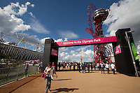 05.08.2012 - The Olympic Park