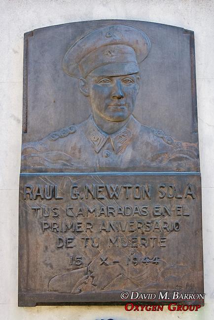 Raul G. Newton Sola Tomb, La Recoleta Cemetery