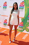 LOS ANGELES, CA- JULY 17: Actress Sydney Park attends Nickelodeon Kids' Choice Sports Awards 2014 at Pauley Pavilion on July 17, 2014 in Los Angeles, California.